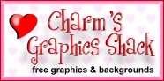 Charm's Graphics Shack Logo
